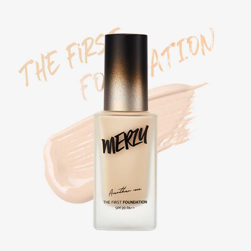 Kem nền Merzy The First Foundation