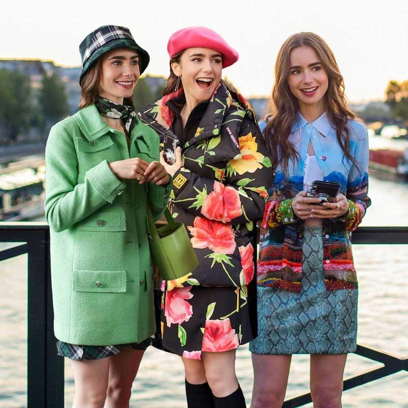 Phong cách trang điểm của những cô gái Pháp