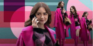 phong cách trang điểm thanh lịch chuẩn quý cô Pháp của Lily Collins